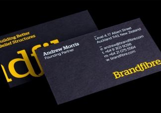Logick print brand fibre business cards reheart Choice Image