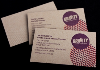 Logick print gravity business cards reheart Choice Image