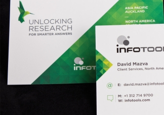 Logick print infotools business cards reheart Gallery