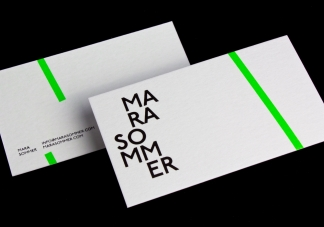 Logick print mara sommer business cards reheart Images