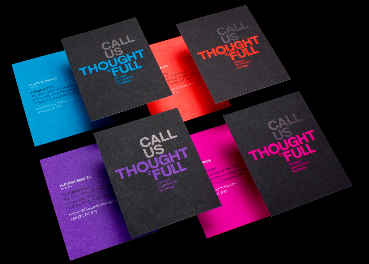 Thoughtfull Business Cards | Logick Print